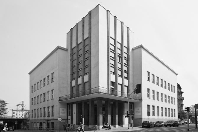 Dom Oświatowy Biblioteki Śląskiej